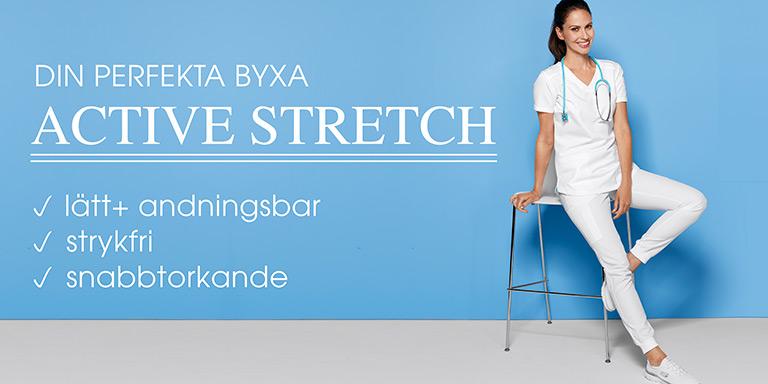 Active stretch byxa - 7days