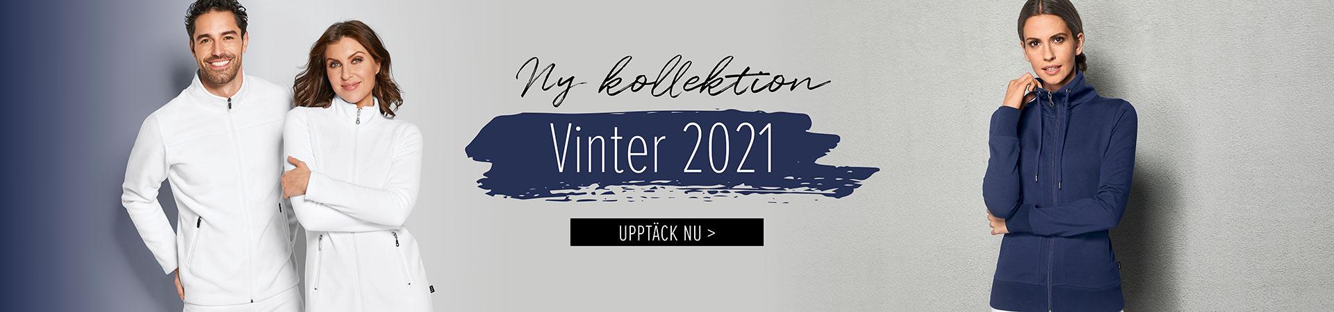 Ny kollektion Vinter 2021 - arbetskläder 7days