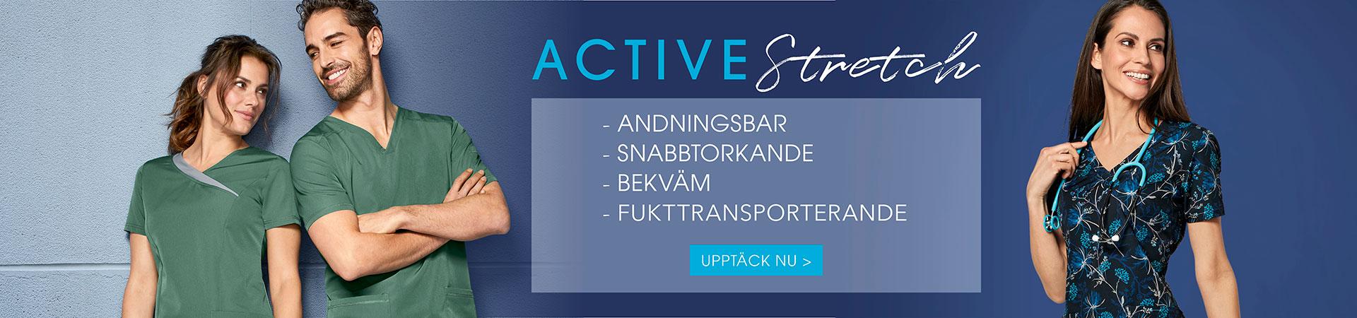Arbetskläder Active Stretch - Teamkläder 7days