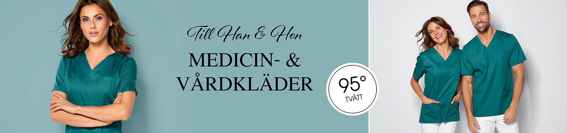 Medicin- och vårdkläder - 7days