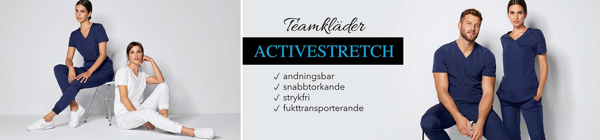Teamkläder Activestretch - 7days