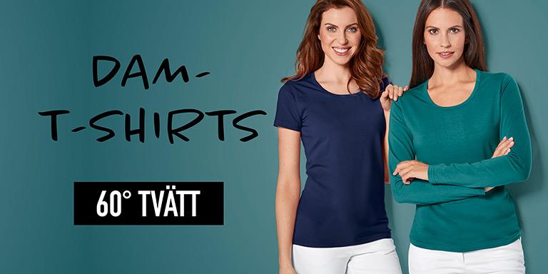 Dam-t-shirts - 7days