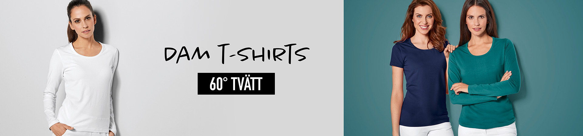 Dam t-shirts - 7days