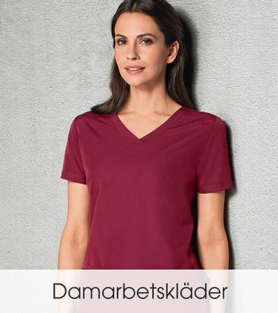 damarbetskläder